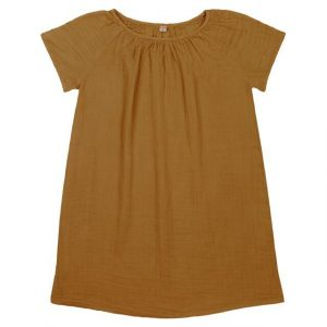 Numero 74 Clara Mum Dress Gold