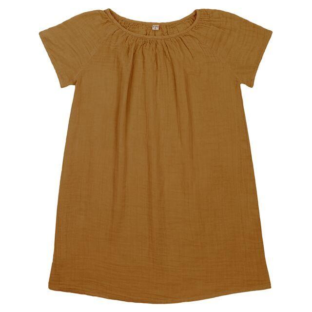 Numero 74 Clara Mum Dress Gold