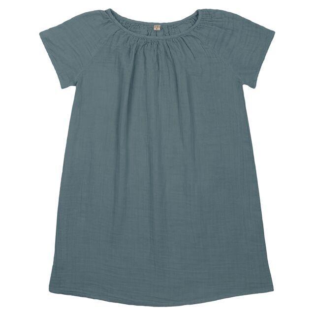 Numero 74 Clara Mum Dress Ice Blue