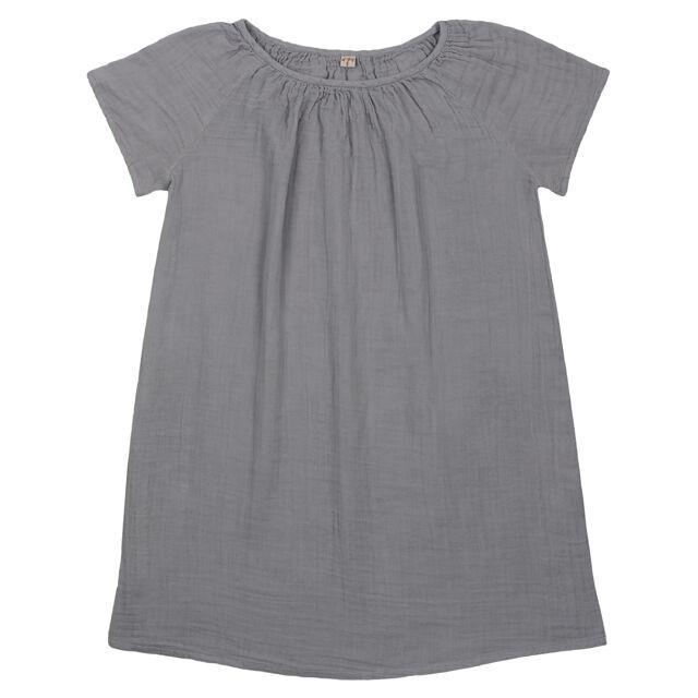 Numero 74 Clara Mum Dress Stone Grey