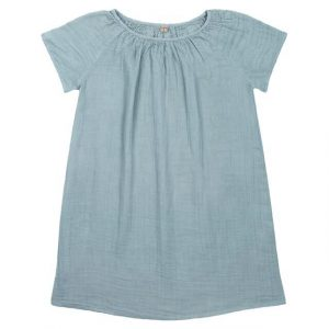 Numero 74 Clara Mum Dress Sweet Blue