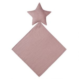 Numero 74 Lovely Star Doudou Dusty Pink