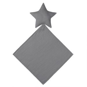 Numero 74 Lovely Star Doudou Stone Grey