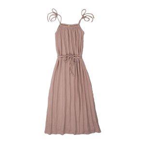 Numero 74 Mia Mum Long Dress Dusty Pink