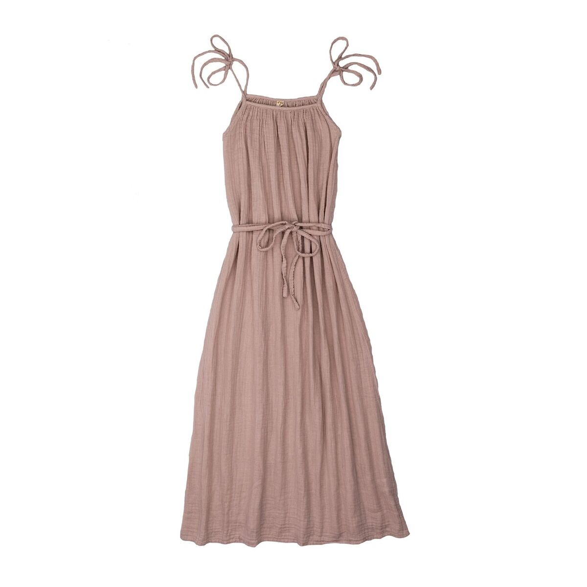 Numero 74 Mia Mum Long Dress Dusty Pink