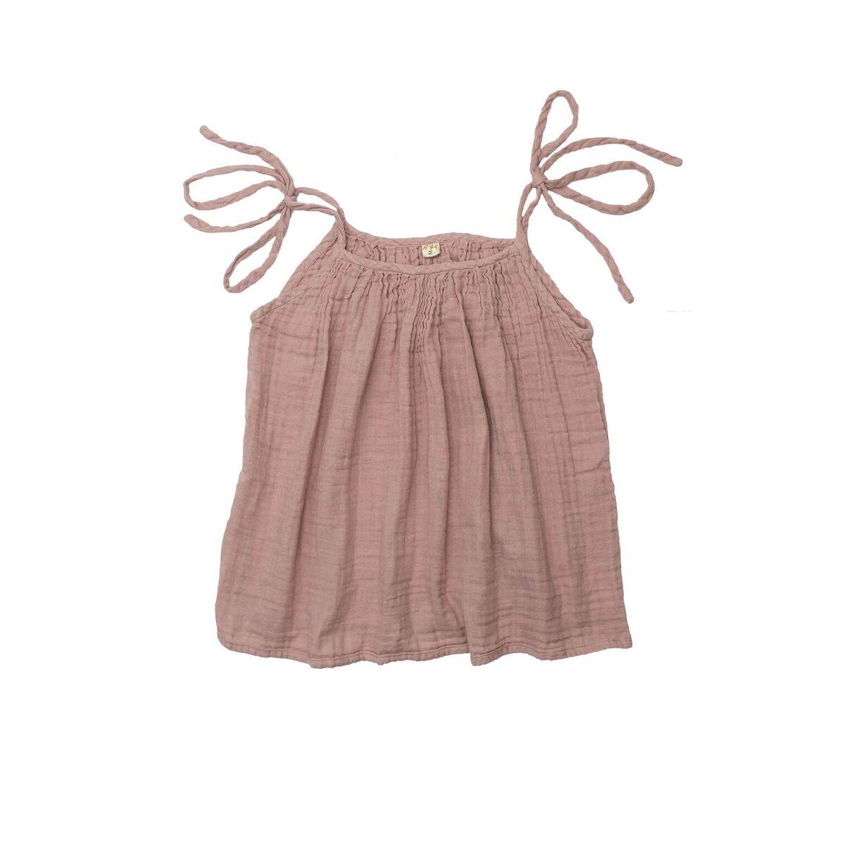 Numero 74 Mia Mum Top Dusty Pink