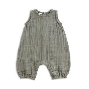 Numero 74 Stef Baby Combi Silver Grey