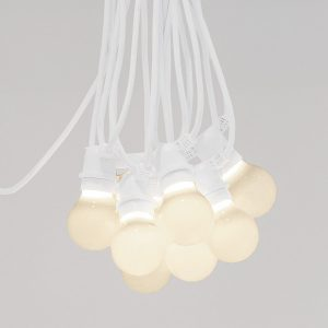 Seletti Bella Vista Garden Lights White