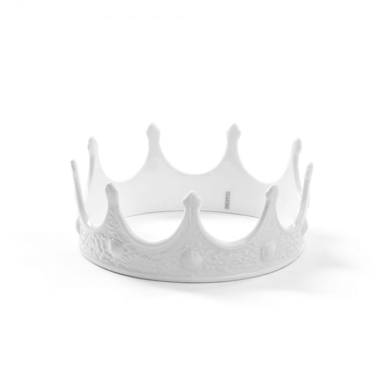 Seletti Memorabilia My Crown White