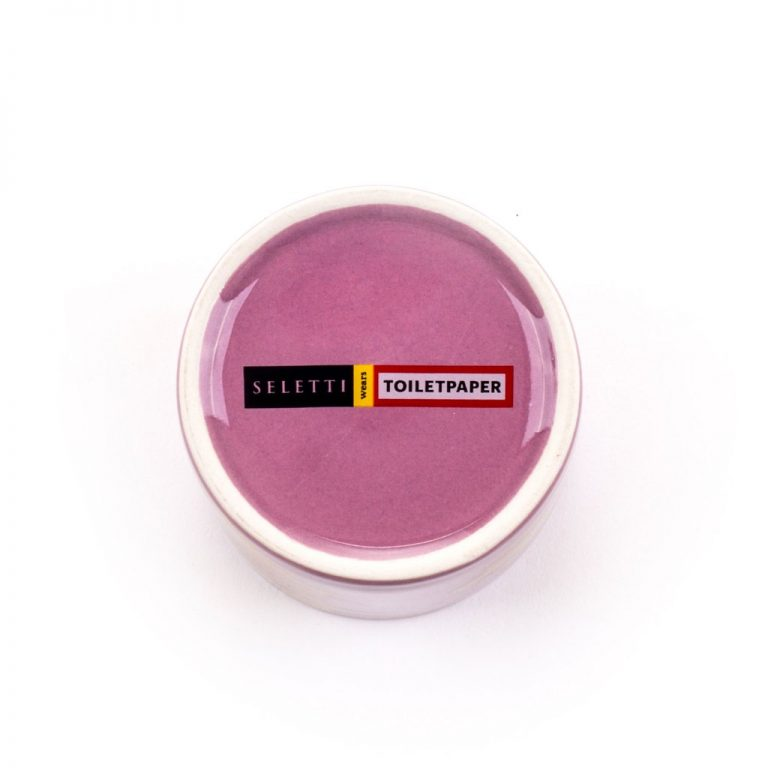 Seletti Wears Toiletpaper Magazine Candle Lipstique