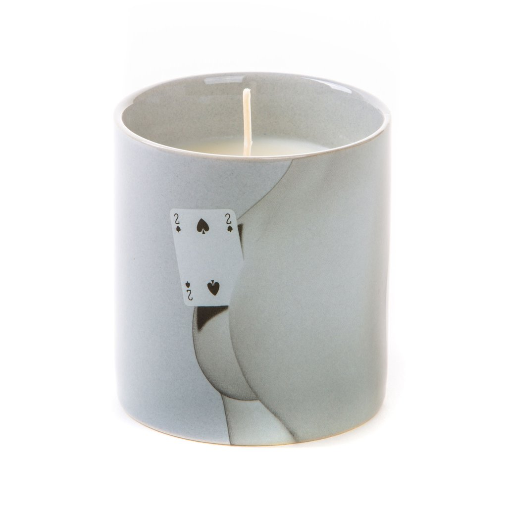 Seletti Wears Toiletpaper Magazine Candle 2 of Spade