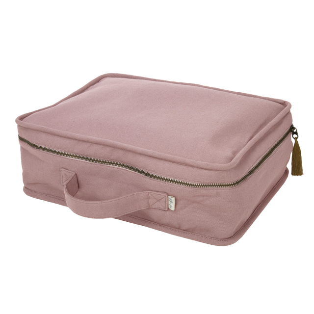 Numero 74 Suitcase Dusty Pink