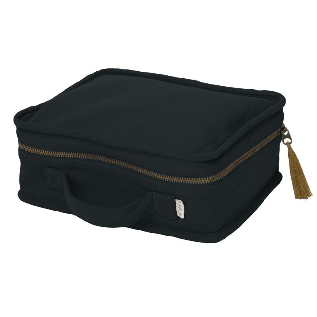 Numero 74 Suitcase Dark Grey
