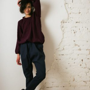 Kin Nomad Pant Womens Ink