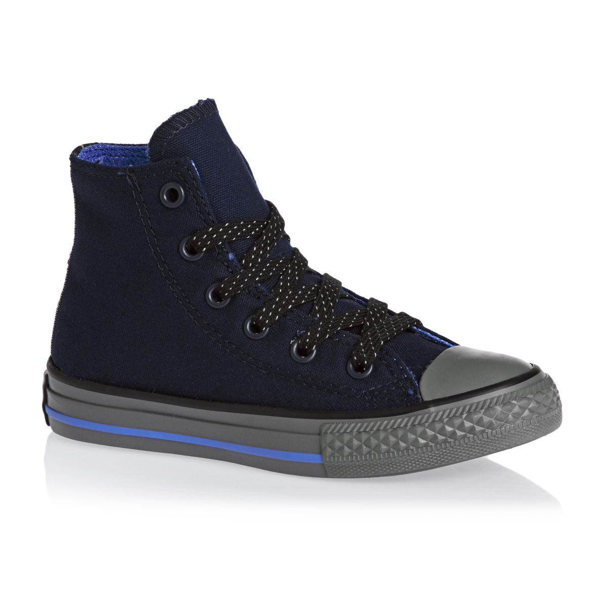 Converse CT Hi Youth Obsidian
