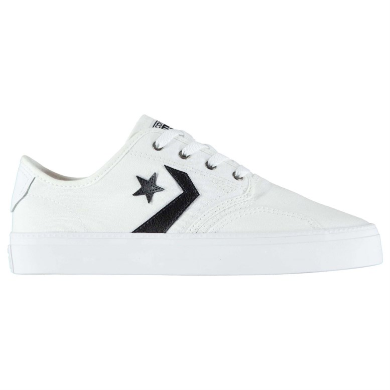 Converse Zakim Youth White