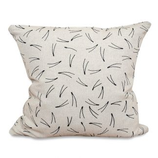 Fine Little Day Cushion Cover Barr Black