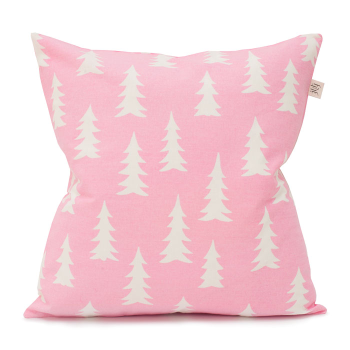 Fine Little Day Cushion Cover Gran Pink