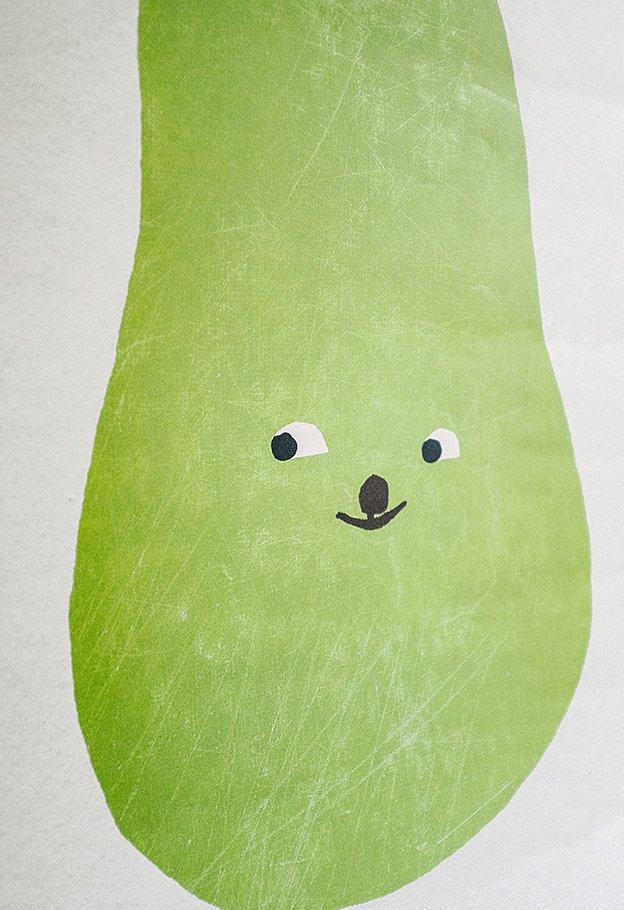 Fine Little Day Poster Piggelin