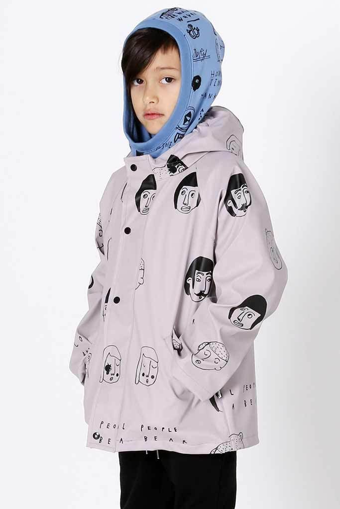 Minti Cool People & A Bear Raincoat Stone