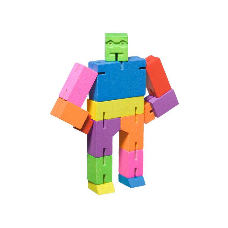 Areaware Cubebot Micro Multi