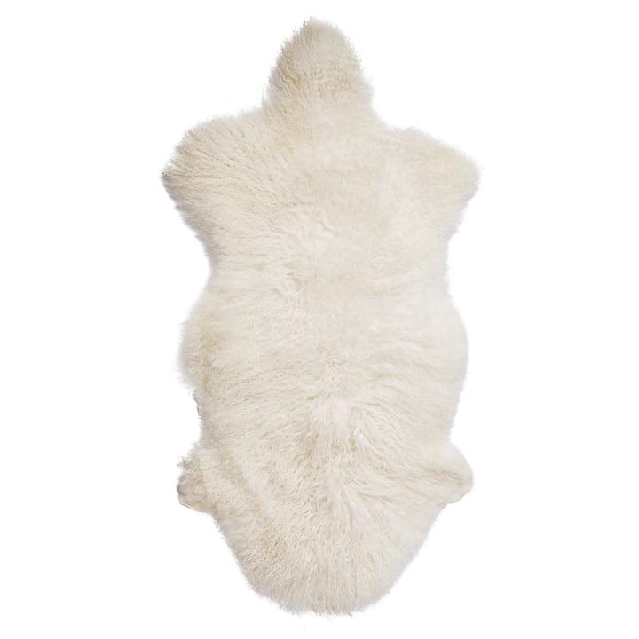 Bloomingville Mongolian Lambskin White