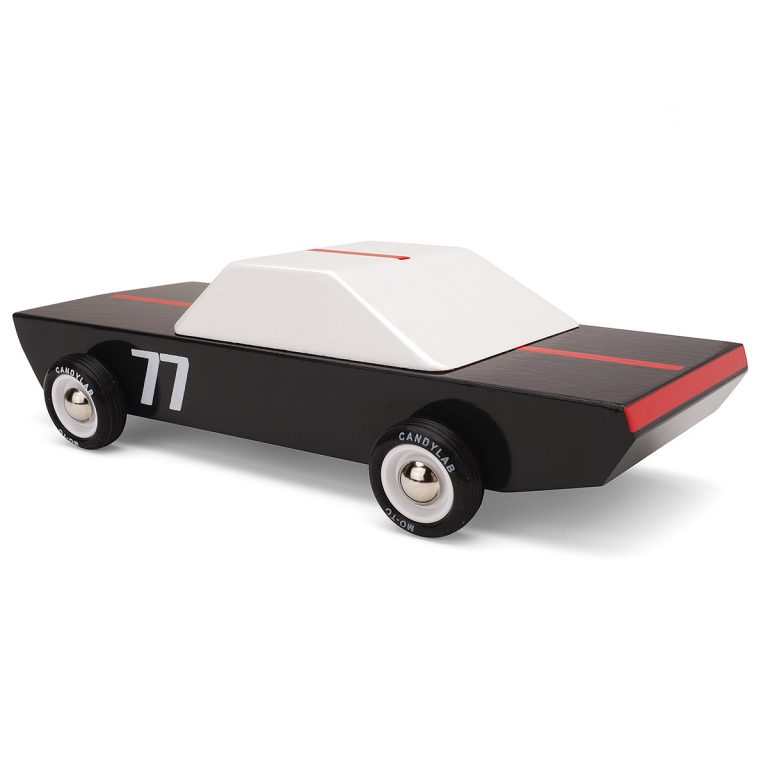 Candylab Carbon77 Wooden Car