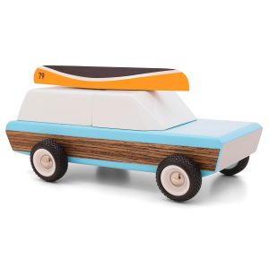 Candylab Pioneer Wooden Car