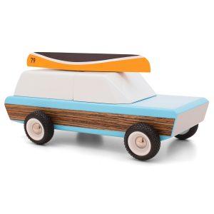 Candylab Pioneer Wooden Car