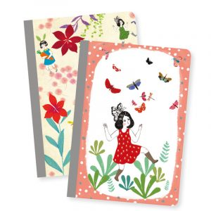 Djeco Chichi Little Notebooks Set of 2