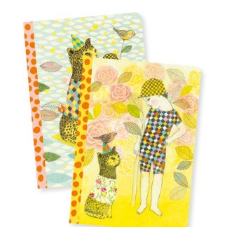 Djeco Elodie Little Notebooks Set of 2