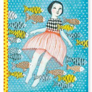 Djeco Elodie Notebook