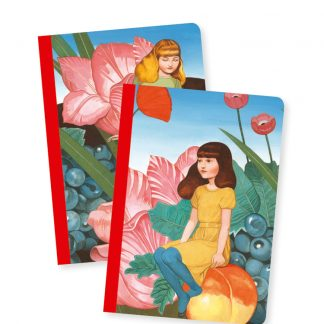 Djeco Fedora Little Notebooks Set of 2