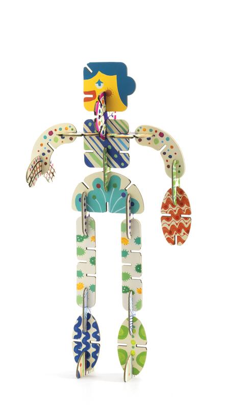 Djeco Figurine Volubo