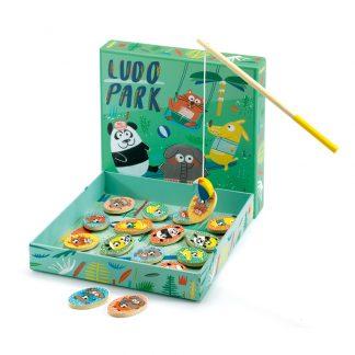Djeco Ludo Park 4 Games In 1