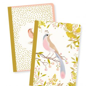Djeco Tinou Little Notebooks Set of 2