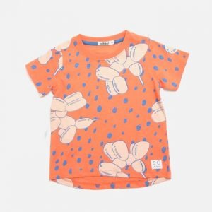 Indikidual Bark Tee Orange
