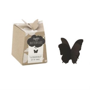 Newbies Butterfly Black