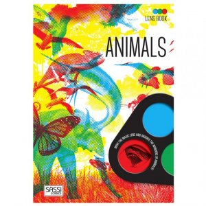 Sassi Lens Book Animals
