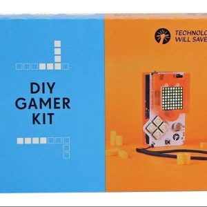 Tech Will Save Us DIY Gamer Kit Tech Will Save Us DIY Gamer Kit Build your very own Arduino-based portable gaming toy with this kit from Tech Will Save Us!