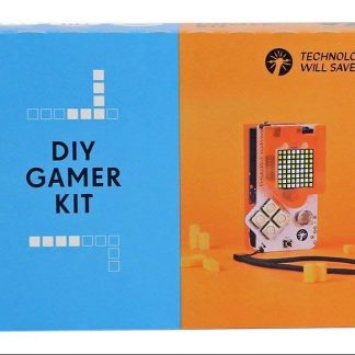 Tech Will Save Us DIY Gamer Kit Tech Will Save Us DIY Gamer Kit Build your very own Arduino-based portable gaming toy with this kit fromTech Will Save Us!