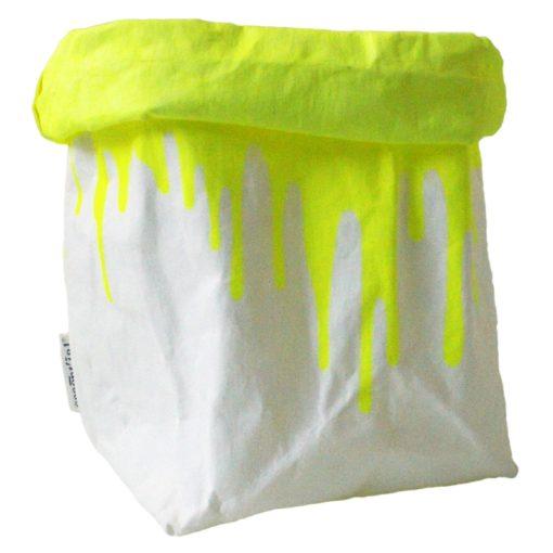 Essent'ial Il Sacchetto Fluo Lemon