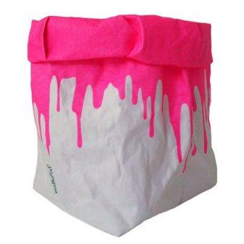 Essent'ial Il Sacchetto Fluo Pink