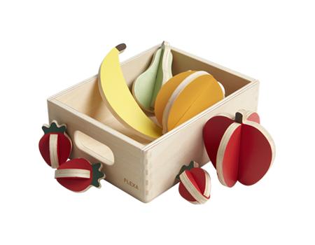 Flexa Toys Fruits Play Set