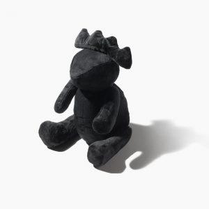 Huzi Design Mixed Animals Black