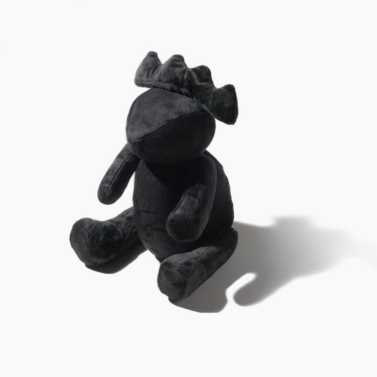 Huzi Design Mixed Animals Black
