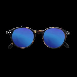 Izipizi (See Concept) Adult Mirror Sunglasses Tortoise Shape D