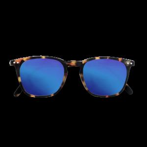 Izipizi (See Concept) Adult Mirror Sunglasses Tortoise Shape E
