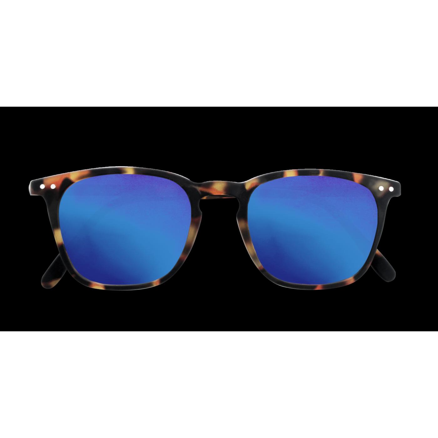 4ce1138927 Izipizi (See Concept) Adult Mirror Sunglasses Tortoise Shape E