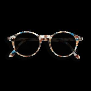Izipizi (See Concept) Adult Sunglasses Blue Tortoise Shape D
